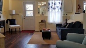 The Hideaway Cottage Interior
